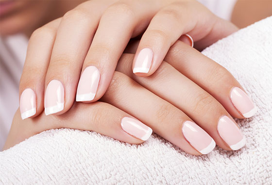 Salt of the Earth Manicure at Allure Clinic, Sheffield